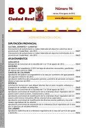S U M A R I O - Federación de Baloncesto de Castilla-La Mancha