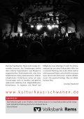 RotFRont - Kulturhaus Schwanen - Seite 3