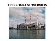 Toxics Release Inventory Program OverviewOverview