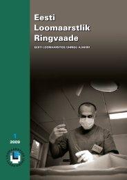 2009 Ringvaade nr.: 1 TEOORIA JA PRAKTIKA Nakkusohutusest ...