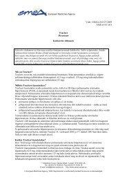 Tracleer, INN: bosentan - European Medicines Agency - Europa