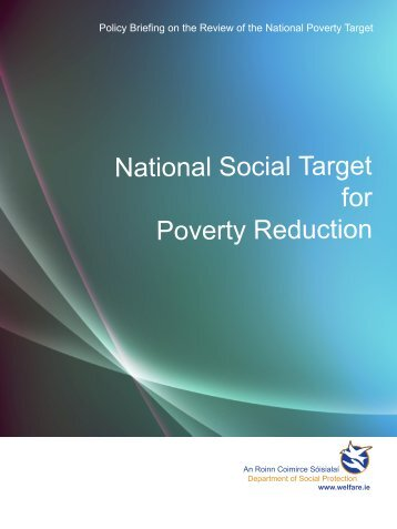 Policy Briefing - Office for Social Inclusion
