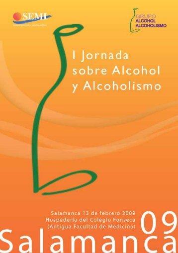 I Reunión Alcohol - Sociedad Española de Medicina Interna