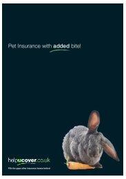 P2836v8_Pet Policy RABBIT GP02238 - helpucover