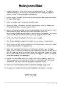 Auksjon 2008 - Øvrevoll Galoppbane - Page 5
