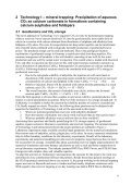 CO2Trap - Development and Evaluation of Innovative Strategies for ... - Page 6