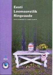 2010 Ringvaade nr.: 2 LEMMIKLOOM Tuhkur lemmiklooma ja ...