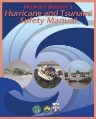 Hurricane and Tsunami Safety Manual - Sea Grant College Program