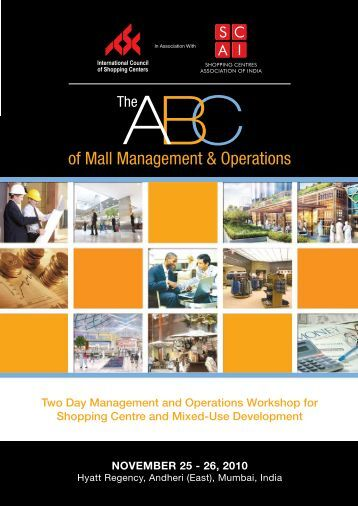Two Day Management and Operations Workshop for Shopping ...