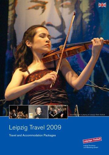 Leipzig Travel 2009 - Stadt Leipzig