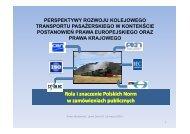 Rola i znaczenie Polskich Norm w zamówieniach publicznych