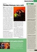 LA REVUE MUSICALE FRANCOPHONE - Sympaphonie - Page 5