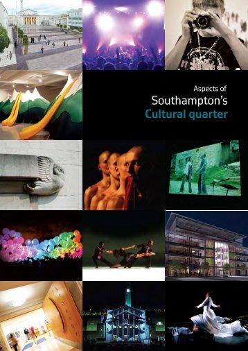 Southampton's Cultural quarter - Southampton Connect