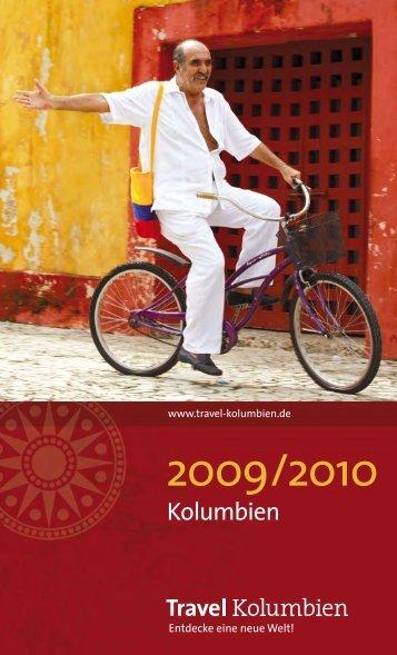 PDF [2.7 MB] - Travel Kolumbien