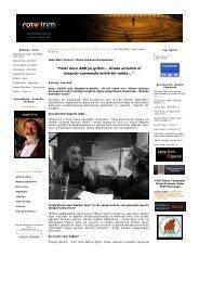 fotoritim > ARALIK 2008 SAY... - Homo Urbanus Europeanus