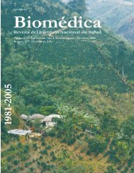 Leishmania (Leishmania) mexicana in the village - Antonio Rondón ...