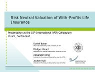 Risk Neutral Valuation(2)