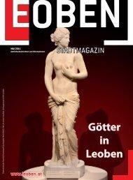 Götter in Leoben - Stadtgemeinde Leoben