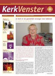 KV 22 01-09-2007.pdf - Kerkvenster