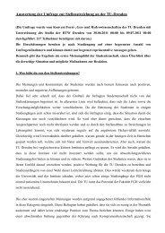 Auswertung Umfrage FGH - phpweb.tu-dresden.de