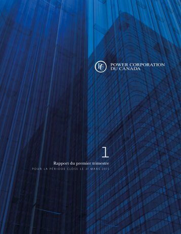 T1 - Power Corporation of Canada