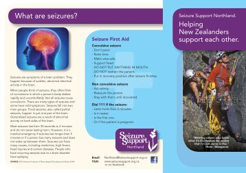 What are seizures?