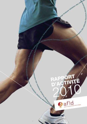 RAPPORT D'ACTIVITé - La Documentation française