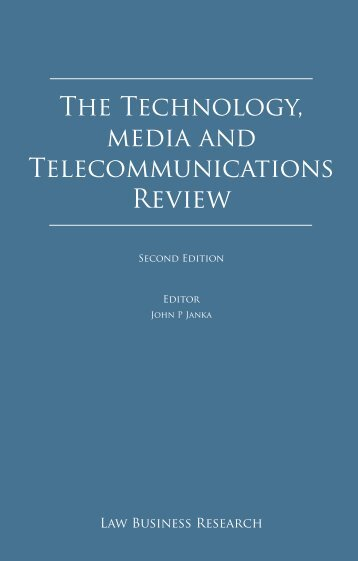 The Technology, media and ... - Latham & Watkins