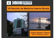 VII Reunión de Medicina Interna Noveis VII Reunión de Medicina ...