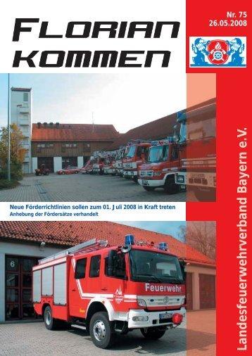 Fachbereich 9 - Landesfeuerwehrverband Bayern