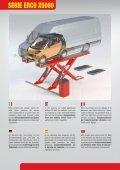 SERIE ERCO X5000 - Corghi SpA - Page 4
