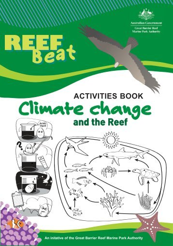 ACTIVITIES BOOK - Great Barrier Reef Marine Park Authority