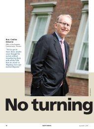 Hon. Coulter Osborne - Creativity in the legal practice