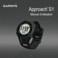 Approach® S1 - GPS City