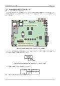 Armadillo-800 EVAリビジョン情報 - アットマークテクノ - Page 7