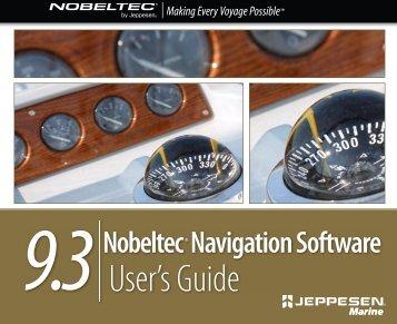 User's Guide - Nobeltec