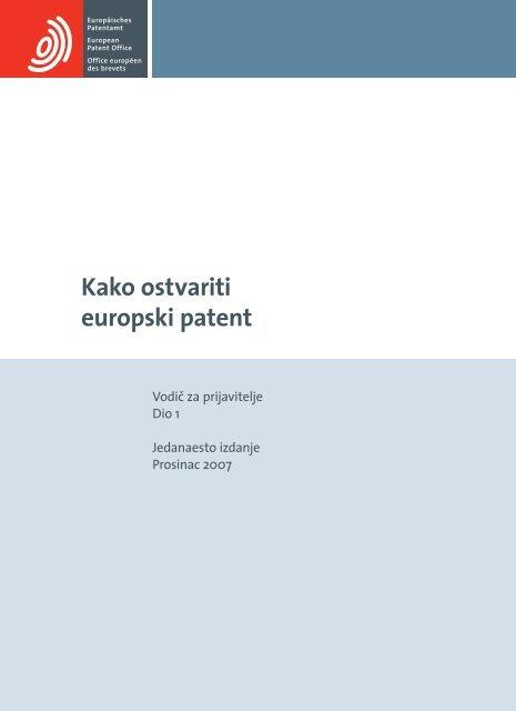 dating stranice patentidatiranje vakuumskih cijevi