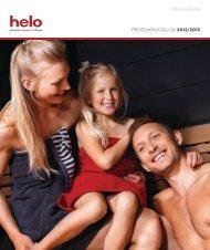 helo-sauna.de PRODUKTKATALOG 2012/2013 - Weigand