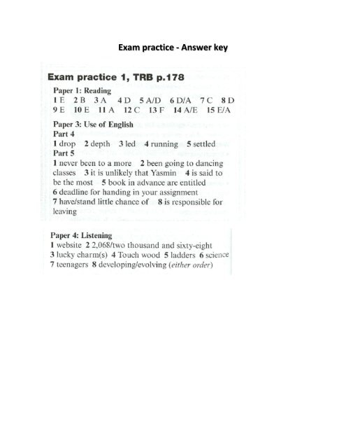 F In Exams Pdf