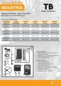 "TB Metal Detector - ""Pulse Star II Pro"" - Carlesi strumenti - Page 2"