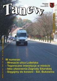 Wreszcie ulica Lubelska - Biłgorajskie Centrum Kultury