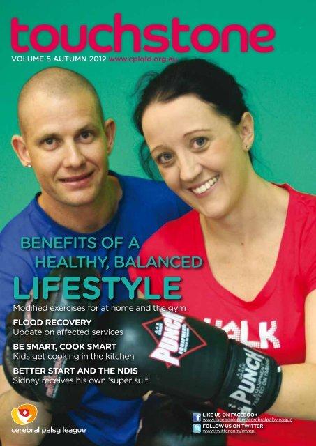 LIFESTYLE - Cerebral Palsy League