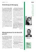 Doris Kloimstein wird Bereichsleiterin Christliche Lebenskunst ... - Seite 3