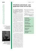 Doris Kloimstein wird Bereichsleiterin Christliche Lebenskunst ... - Seite 6