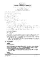 06/05/2012 Agenda - The City of McCall