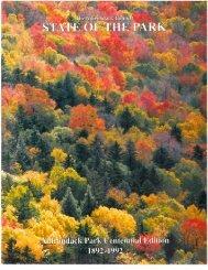 1992 - Adirondack Council