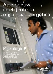 Descarregar brochura da Micrologic E - Schneider Electric