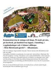 Här hittar ni tävlingen från Härnösand - Usabil.nu