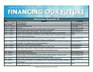 Wednesday At-A-Glance - ACWA
