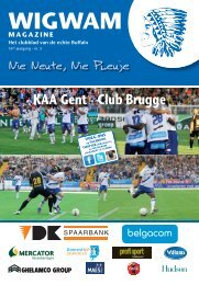 Club Brugge - KAA Gent